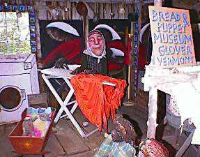 bread puppet theatre museum kid vfriendly vermont museum attraction