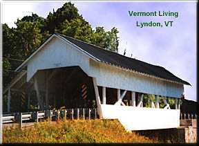 Lyndon VT Covered Bridge