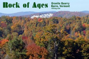 Rock of Ages Visitor Center Barre Vermont