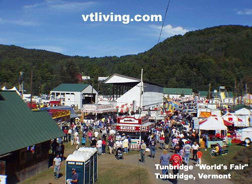 Tunbridge Vermont Fair
