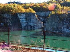 Granite Quarry Barre Vermont Rock of Ages Graniteville USA