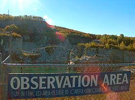 Granite Quarries Barre Vermont