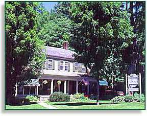 Waybury Inn of Middlebury Vermont home of the Newhart Show