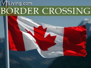 VT border crossing