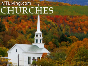 Vermont church services
