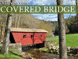 montpelier stowe vt convered bridges