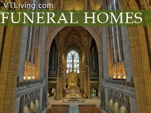 VT funeral homes funerals morticians funeral services