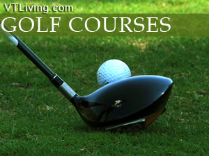 Vermont golf courses,country clubs,golf vacations