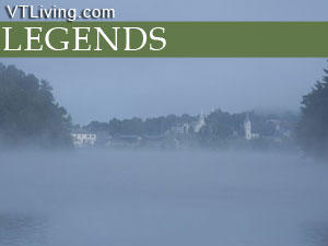 Vermont legends VT ghost stories hauntings myths stories folklore