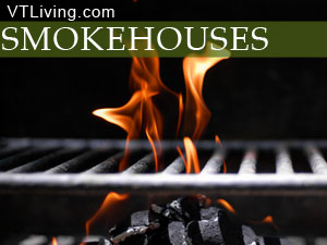 VT smokehouses Vermont barbeque