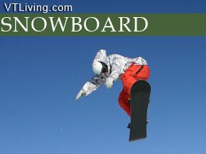Snowboard Vermont