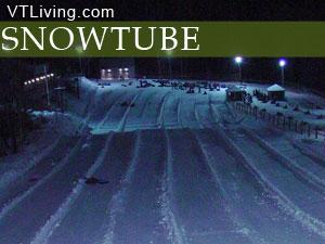 Vermont vacation fun snow tubing at VT ski resorts