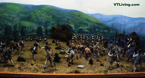battle at Bennington Vermont, USRevolutionary War, United States Revolution