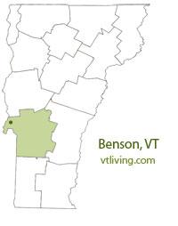 Benson VT