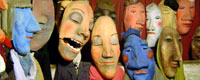 Bread and Puppet Theater Art Museum
