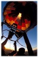 hot air balloon, Vermont hot air balloon rides