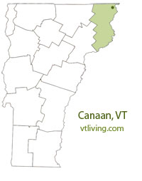 Canaan VT