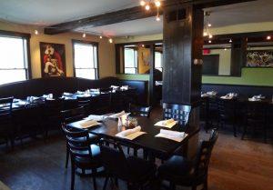 Piecasso Stowe Dining Interior