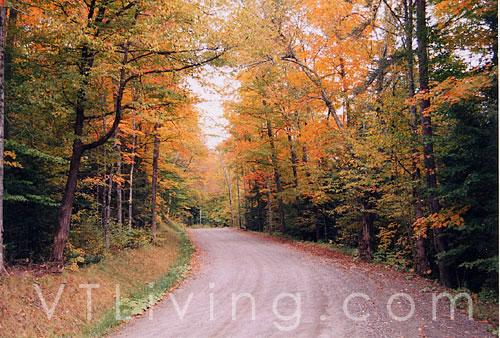 Vermont folliage season vacations