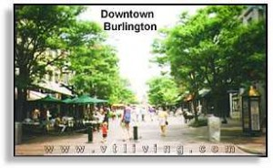 New England cities, city of burlington vermont, Burlington, Vermont, New England city