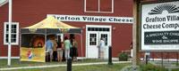 Grafton Village Cheese Company Brattleboro VT attraction