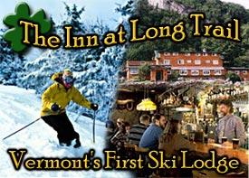 Inn at Long Trail, Vermont's first ski lodge killington lodging