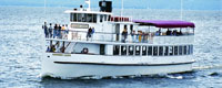 Northern Lights Lake Champlain Cruises Burlington Vermont attraction Champlain Valley things to do