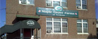 Maple Grove Farms, St Johnsbury Vermont attraction