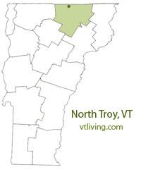 North Troy VT
