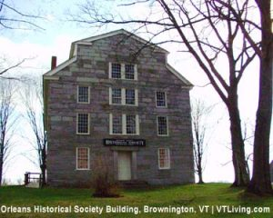 Old Stone House Museum, Brownsville Vermont