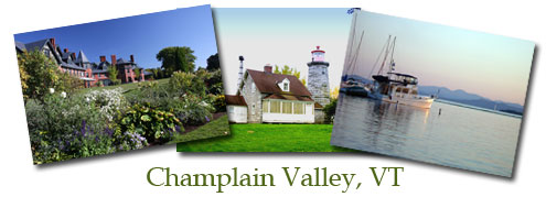 Champlain Valley Vermont communities