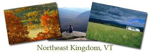 Northeast Kingdom Vermont communities