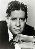 Rudy Vallee - Singer Vaudville Performer, Band Leader born in Island Pond (Brighton) Vermont