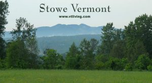 Stowe Vermont vacations