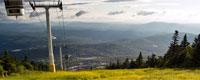 Stratton Mountain Gondola Rides, Southern Vermont attraction