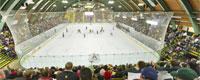 UVM Sports Complex, Champlain Valley Vermont attraction Burlington VT university athletics college games