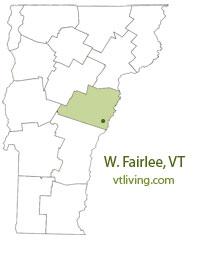 West Fairlee VT