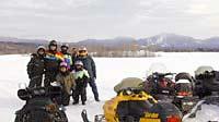 Burke Mountain Snowmobile Vacations Wildflower Inn NEK Northeast Kingdom Vermont