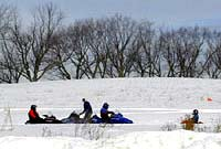 Vermont Snowmobile Vacations, VASTsnowmobile tours