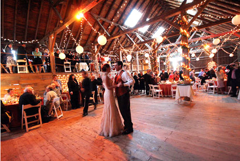 Vermont Barn Weddings Rustic Wedding Destinations VT Country Weddings | VT Living
