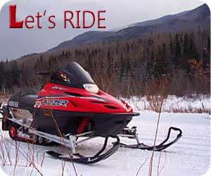 Vermont Snowmobile Vacations