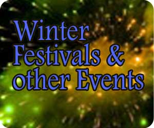 Vermont Winter Festivals, VT Events,