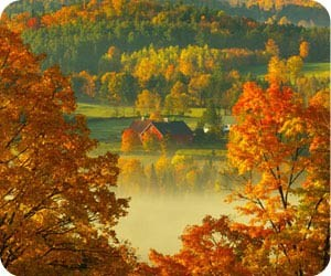 Early Fall Foliage Getaways in Vermont