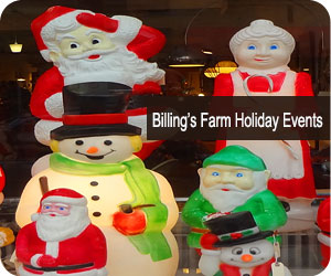 Billings Farm Woodstock VT Holiday Events