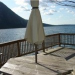 A lakefront home, Vermont Luxury Real Estate listing.