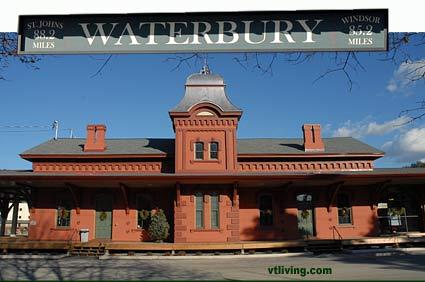Green Mountain Coffee Roaster Cafe Waterbury Train Station