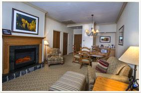 Stowe Luxury Inn Suite at Best Western Plus