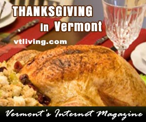 Spend Thanksgiving Day in Vermont. Special offers and Thanksgiving Packages.