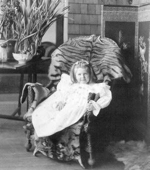 kipling's daughter