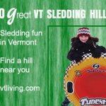 VT sledding hills